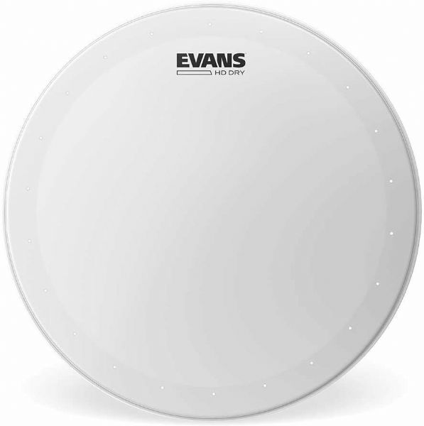 Evans Genera Heavy Duty 14 inch Snare Drum Head - B14HD